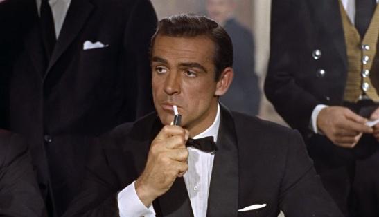 Sean Connery Dr No