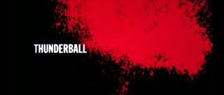 Thunderball Credits