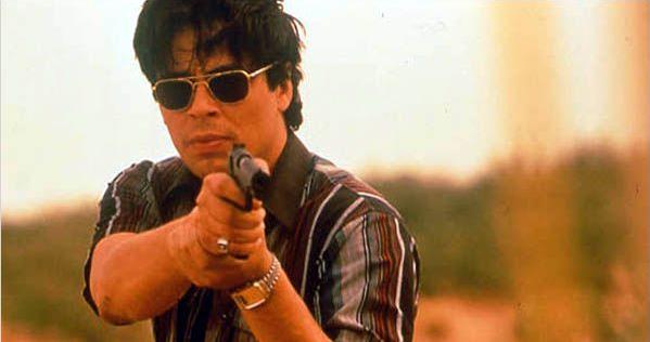 Benicio Del Toro-Traffic