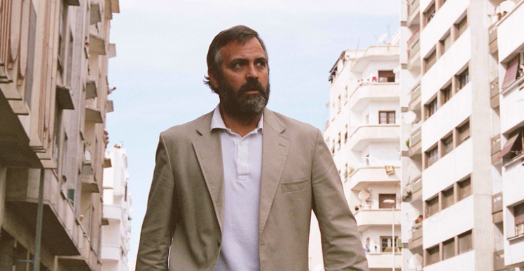 George Clooney-Syriana