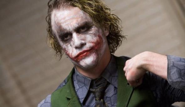 Heath Ledger-The Dark Knight