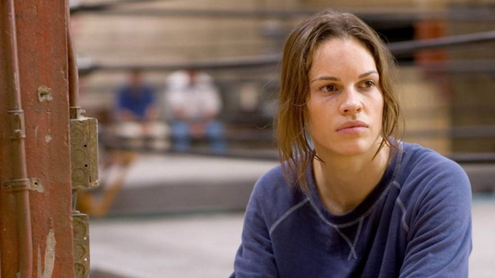 Hilary Swank Million Dollar Baby