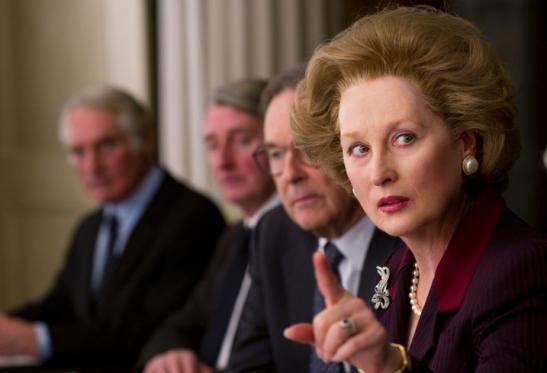 Meryl Streep-Iron Lady