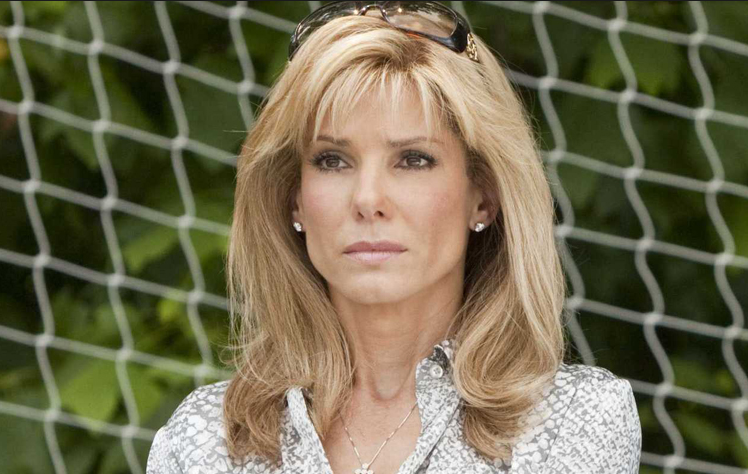 Sandra Bullock-The Blind Side