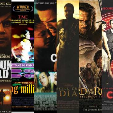 Every Best Picture Oscar Winner 2010s