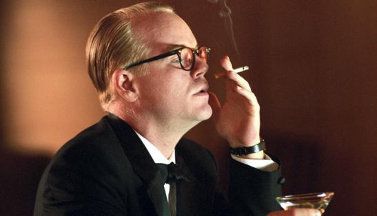 Philip Seymour Hoffman-Capote