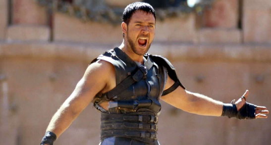 Russell Crowe-Gladiator