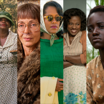 Best Supporting Actress Oscar Winners of the 2010s