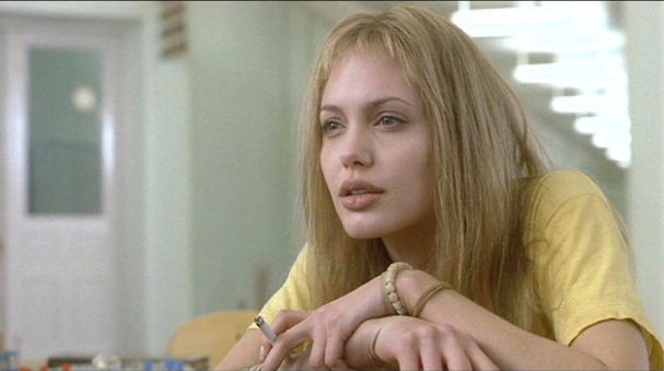 Angelina Jolie Girl Interrupted