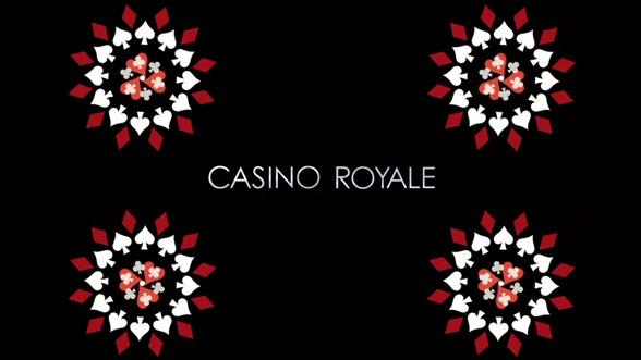 Casino Royale Opening Title