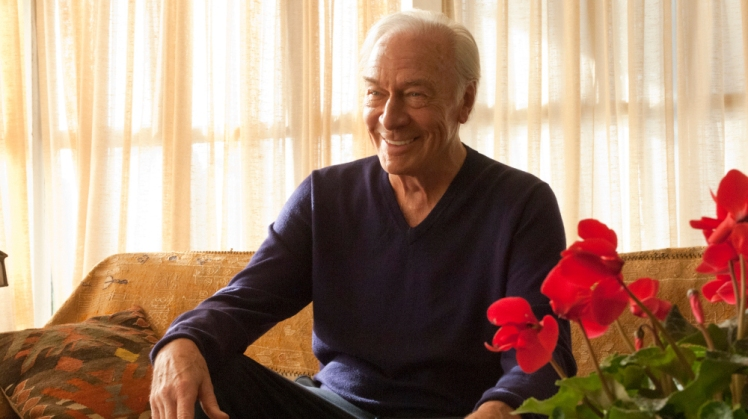 Christopher Plummer Beginners