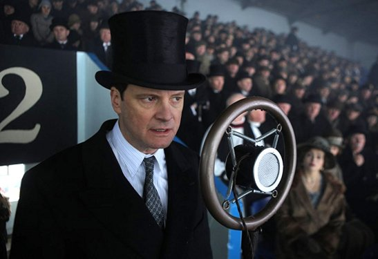 Colin Firth The King's Speech