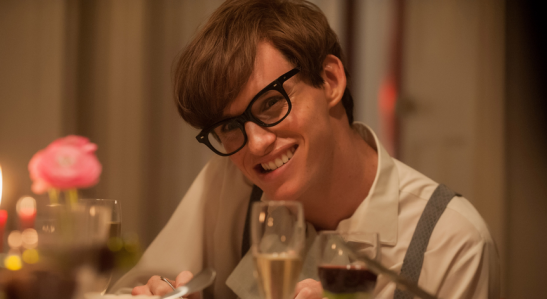 Eddie Redmayne-The Theory of Everything
