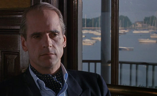 Jeremy Irons Reversal of Fortune