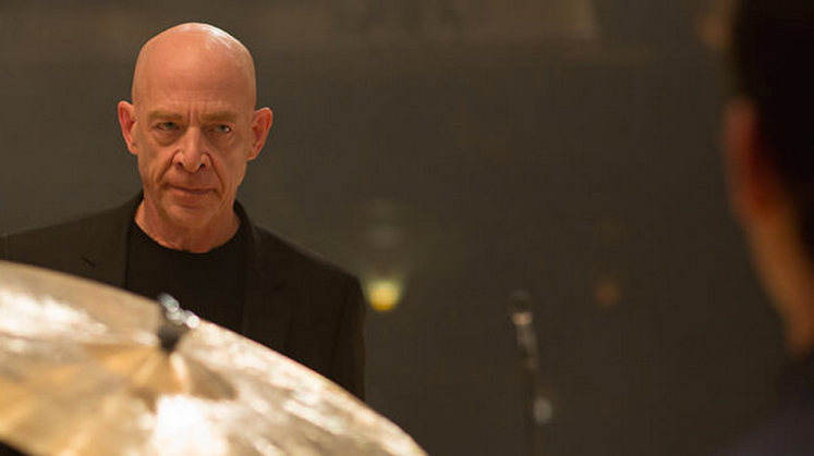 JK Simmons Whiplash