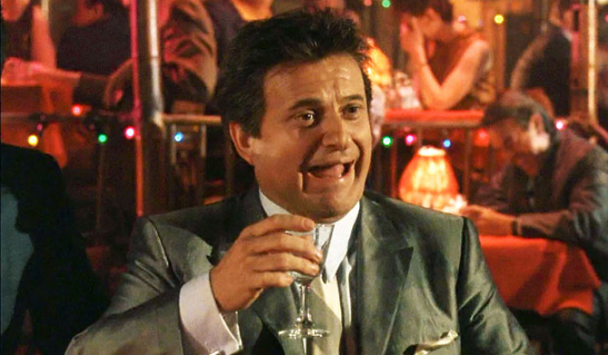Joe Pesci-Goodfellas
