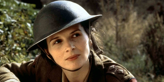 Juliette Binoche-The English Patient