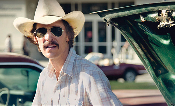 Matthew McConaughey-Dallas Buyers Club