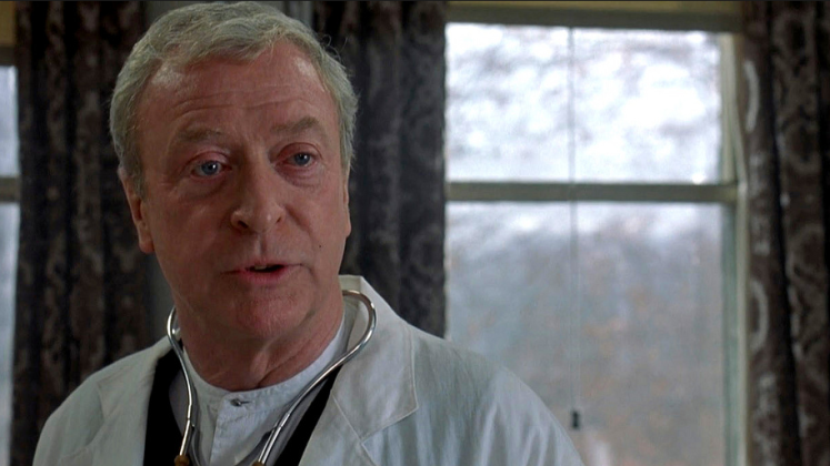 Michael Caine-The Cider House Rules