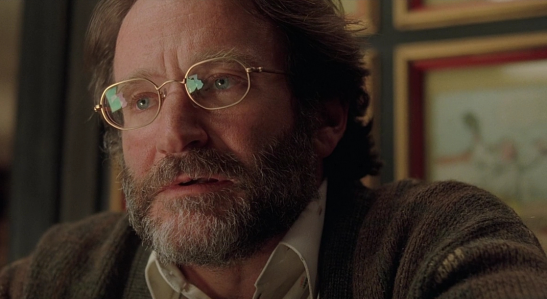 Robin Williams-Good Will Hunting