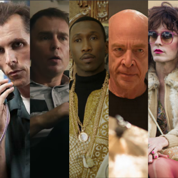Best Supporting Actor Oscar Winners 2010-2019