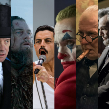 Best Actor Oscar Winners of the 2010s
