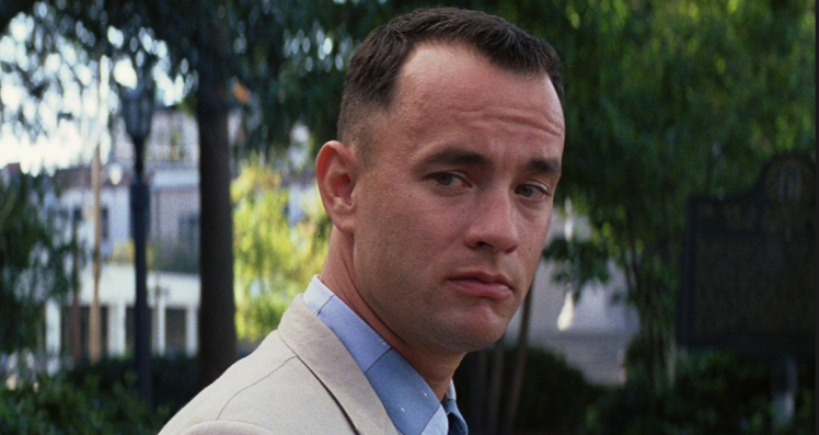 Tom Hanks Forrest Gump