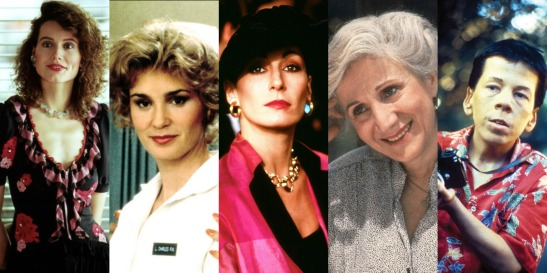 Best Supporting Actress 1980s