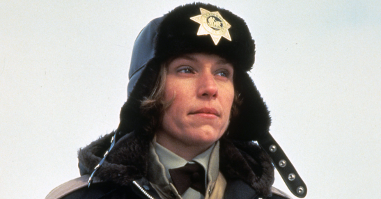 Frances McDormand-Fargo