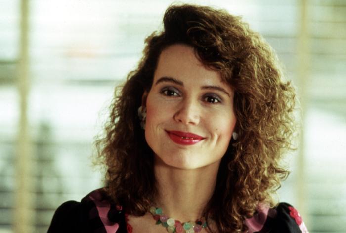 ACCIDENTAL TOURIST, Geena Davis, 1988