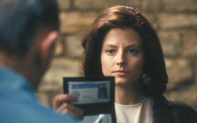Jodie Foster-Silence of the Lambs