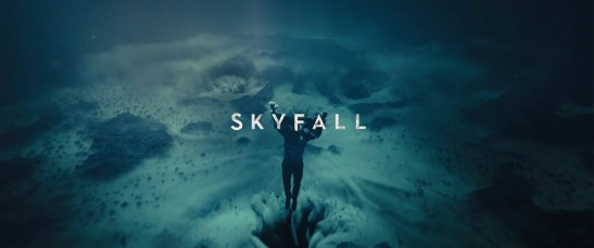 Skyfall Opening Title