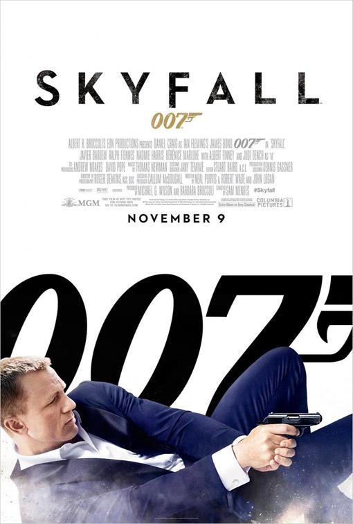 The Bond Movie Series: Skyfall – Supposedly Fun