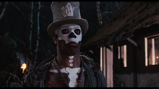 Baron Samedi-Live and Let Die