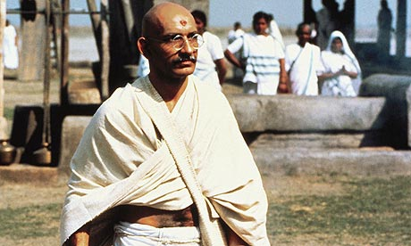 Ben Kingsley-Gandhi