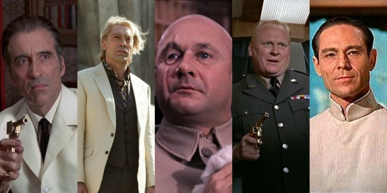 Best Bond Villains