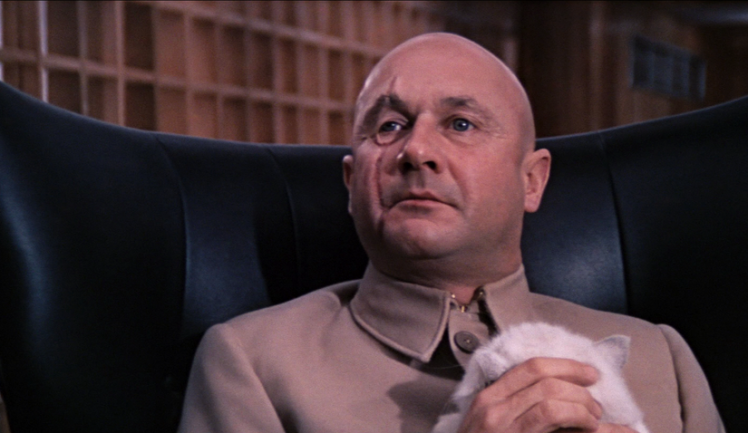 Blofeld-You Only Live Twice