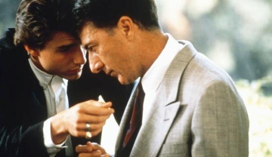 Dustin Hoffman-Rain Man