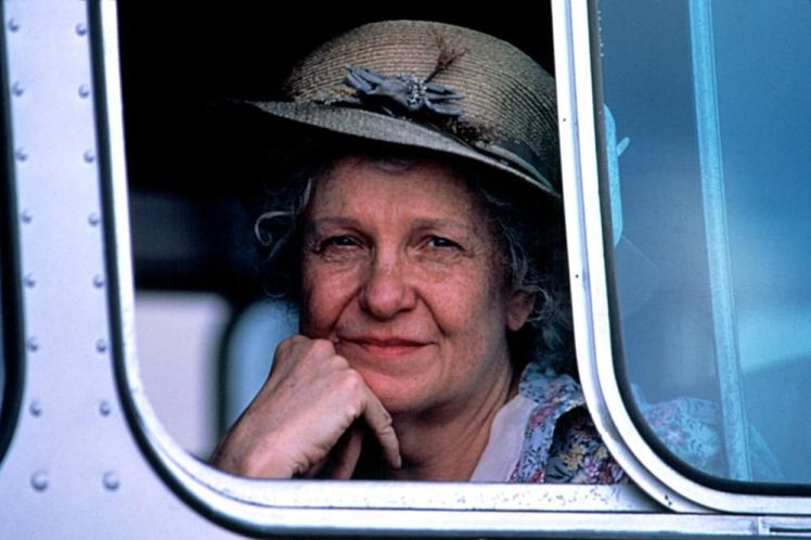 Geraldine Page The Trip to Bountiful Movie