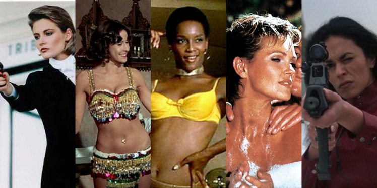Lame Bond Girls