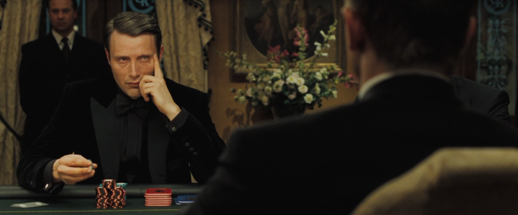Le Chiffre-Casino Royale