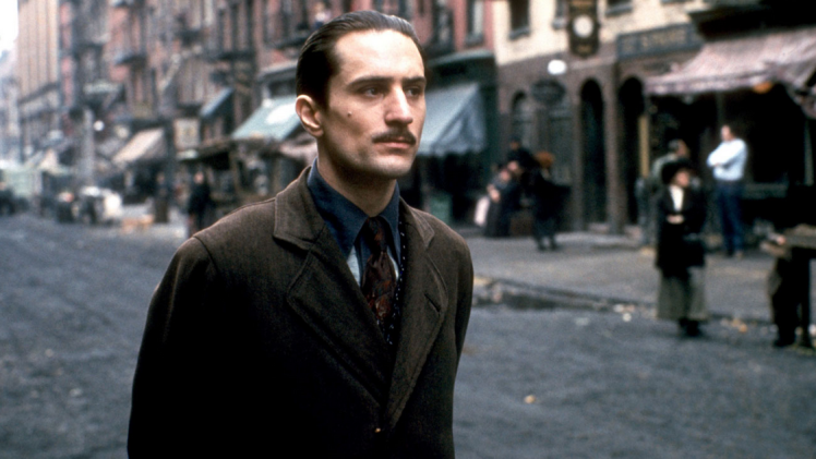 Robert DeNiro-The Godfather Part II