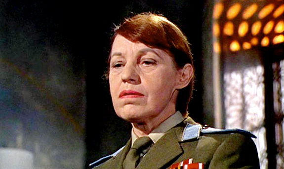 "Lotte Lenya plays Rosa Klebb in ""From Russia With Love"" Original Filename: FRWL_Rosa_Klebb.jpg"