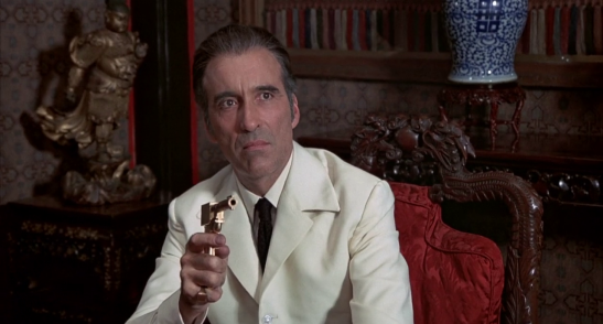 Scaramanga-The Man With the Golden Gun
