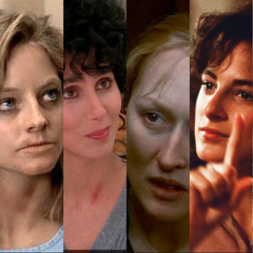 Best Actress Oscar Winners of the 1980s