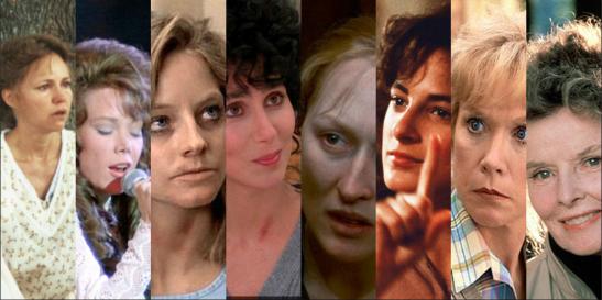 Best Actress Oscar Winners of the 1980s