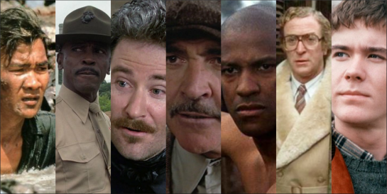 Best Supporting Actor Oscar Winners of the 1980s