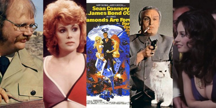 Diamonds Are Forever Bond