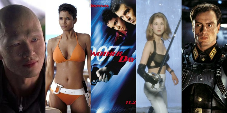 Die Another Day Bond