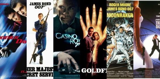 Every Bond Movie